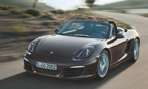 Porsche Australia announces price cuts with LCT change