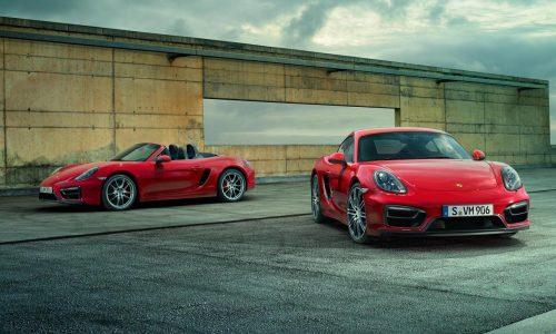 2016 Porsche Boxster, Cayman getting 2.0L & 2.5L turbo – report