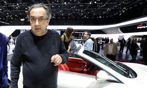 Sergio Marchionne retracts bid on FCA and GM collaboration