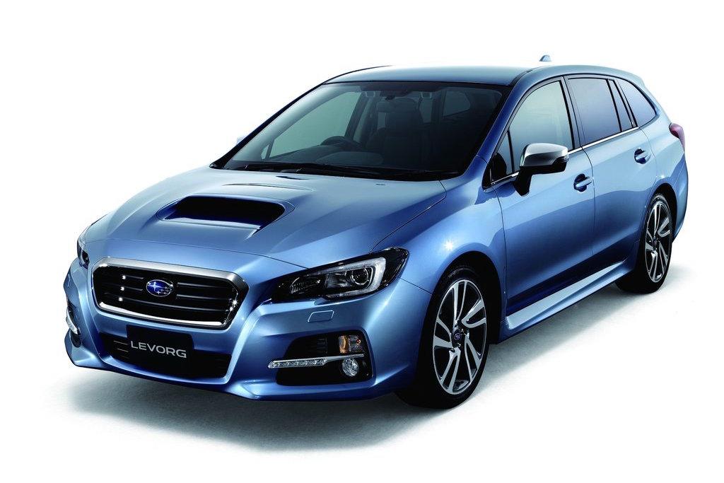 Subaru Levorg Confirmed For Australia New Sports Wagon
