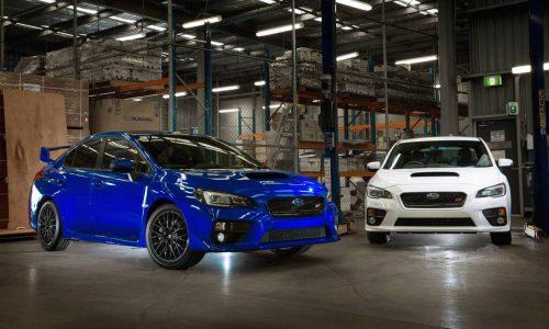 Subaru WRX STI NR4 Spec on sale in Australia, motorsport only