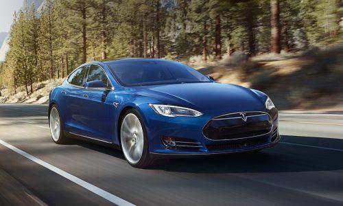 Tesla Model S updated; 568kW, 10.9sec quarter mile