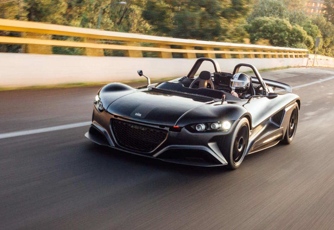Inferno Exotic Car 2017 >> First VUHL 05 delivered to customer, new Mexican sports car | PerformanceDrive