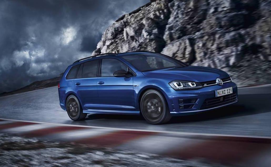 Volkswagen Golf R Wagon on sale in Australia from $58,990