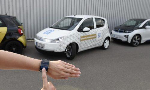 Transmission maker develops clever prototype: ZF Smart Urban Vehicle
