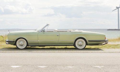 For Sale: Custom 1973 Rolls-Royce Phantom VI built for consul
