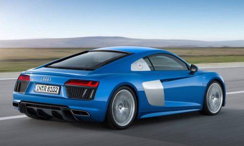 Next-gen Audi R8 to drop 4.2 V8, use 2.9 V6TT instead – report