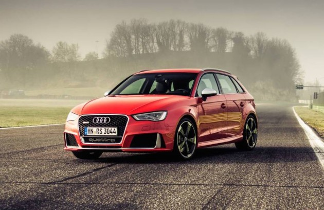 2015 Audi RS 3 Sportback-red