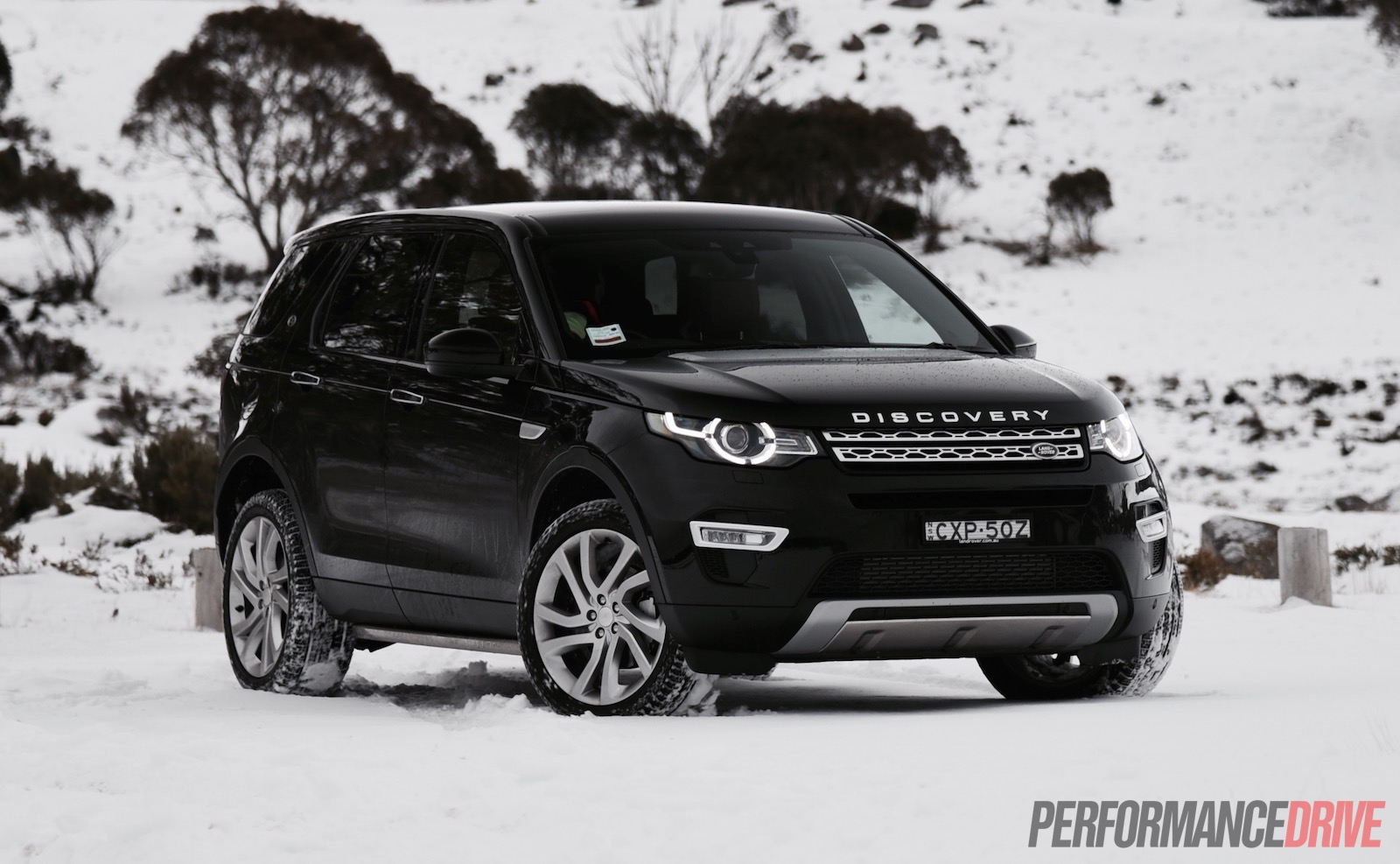 Land Rover Discovery Sport Sd4 Hse Luxury Review Video