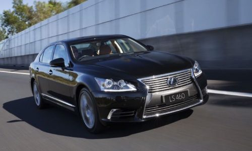 New Lexus LS to debut at Tokyo show, with 400kW hybrid?