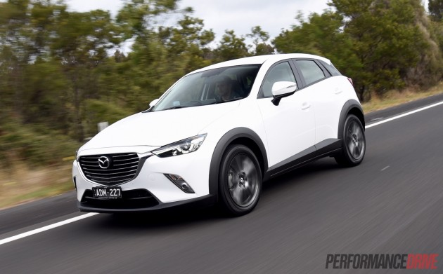 2015 Mazda CX-3 sTouring FWD petrol