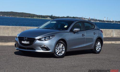 2015 Mazda3 Neo review (video)