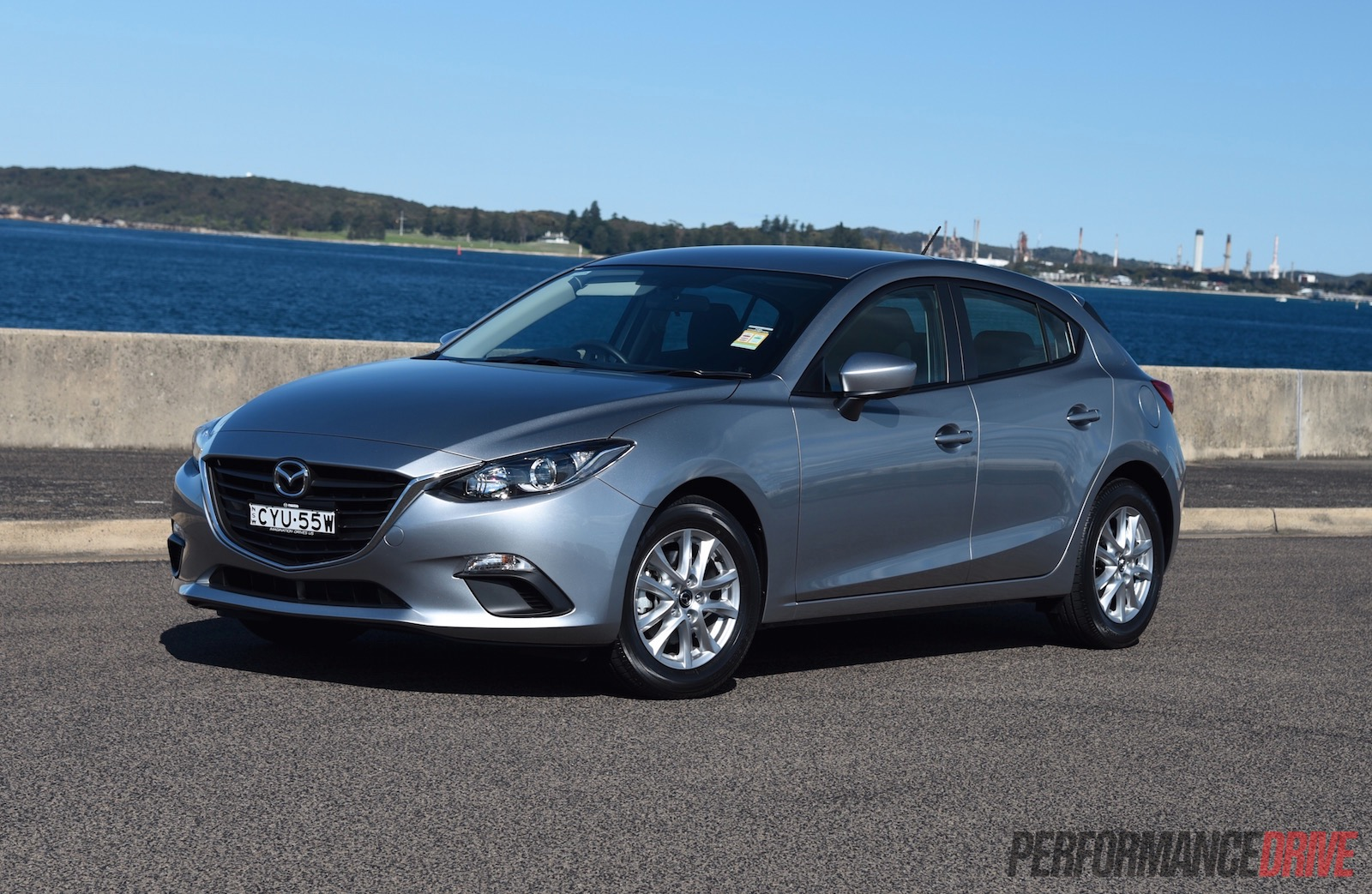 2015 Mazda3 Neo Review Video Performancedrive
