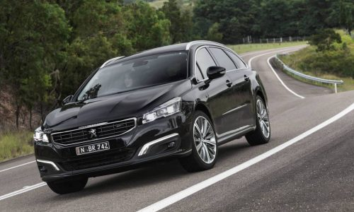 Peugeot 508 GT getting new 2.0TD, part of Euro 6 rollout