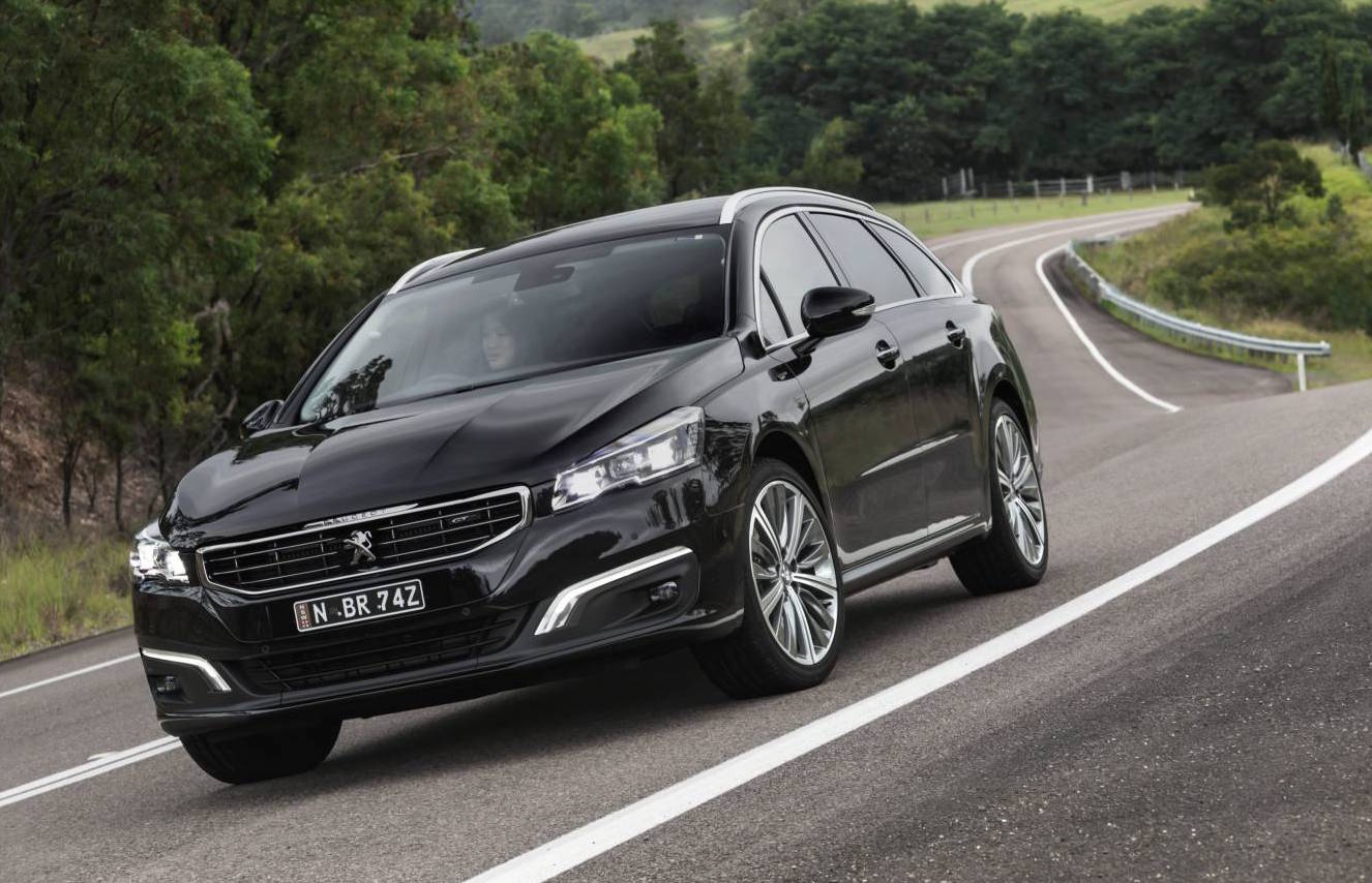 Peugeot 508 GT getting new 2.0TD, part of Euro 6 rollout ...