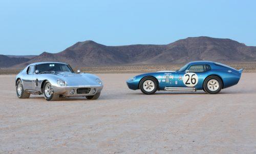 Shelby making 50 Daytona Cobra special edition coupes