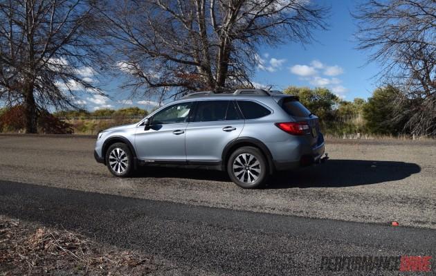2015 Subaru Outback Premium 2.0D-Australia
