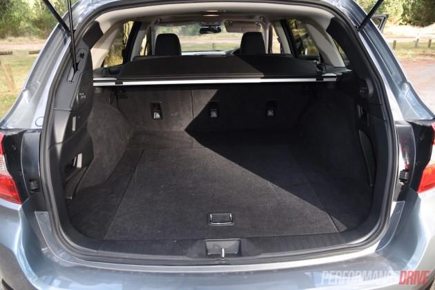 2015 Subaru Outback Premium 2.0D-boot