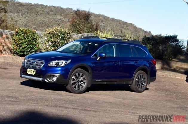 2015 Subaru Outback Premium 2.5i