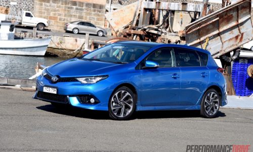 2015 Toyota Corolla hatch review (video) – ZR & Ascent Sport