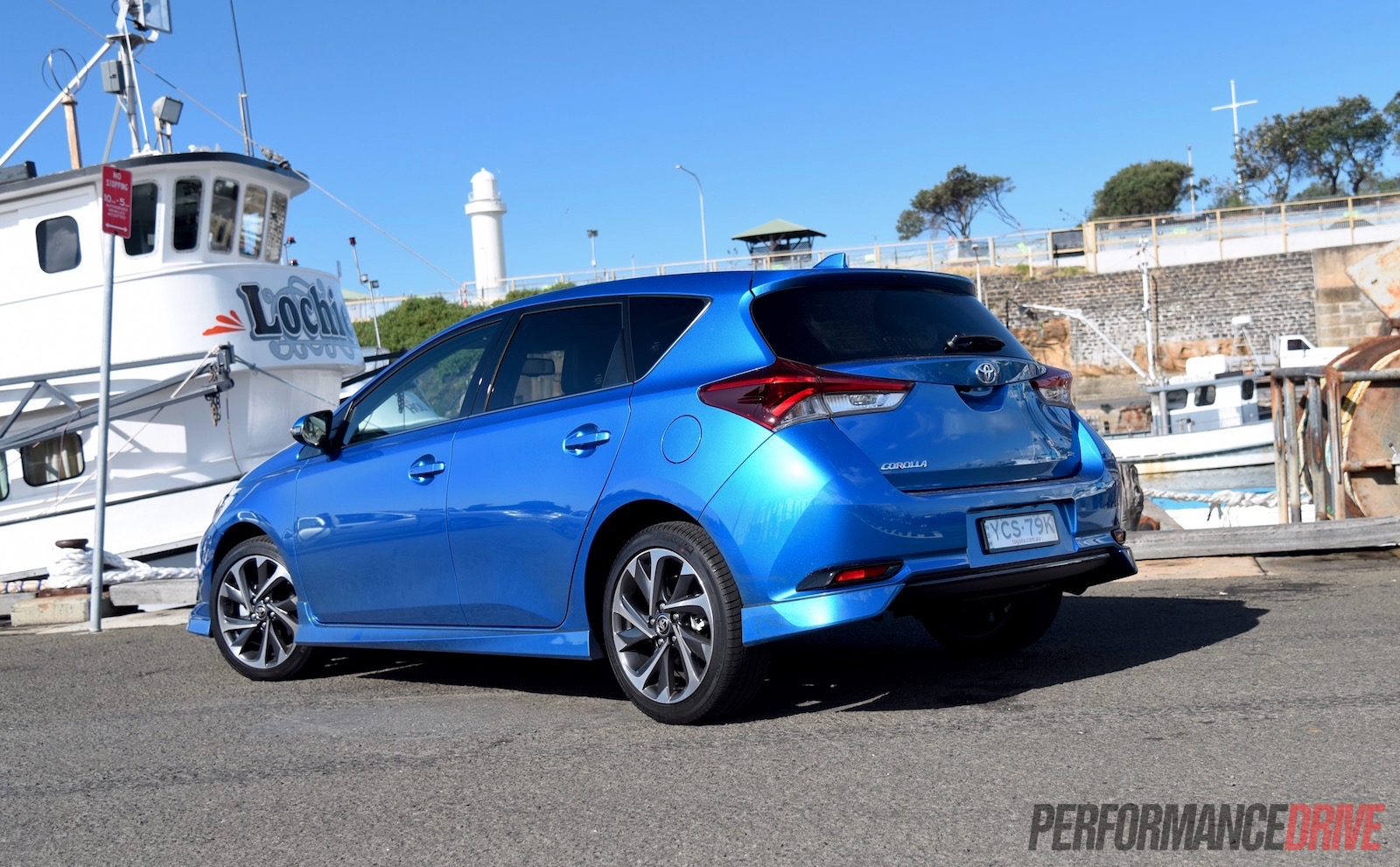 2015 Toyota Corolla Hatch Review Video Zr Amp Ascent