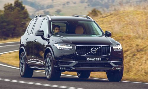 New Volvo XC90 lands in Australia; D5, T6, T8 available