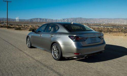 Lexus GS 200t replaces GS 250, on sale in Australia in December
