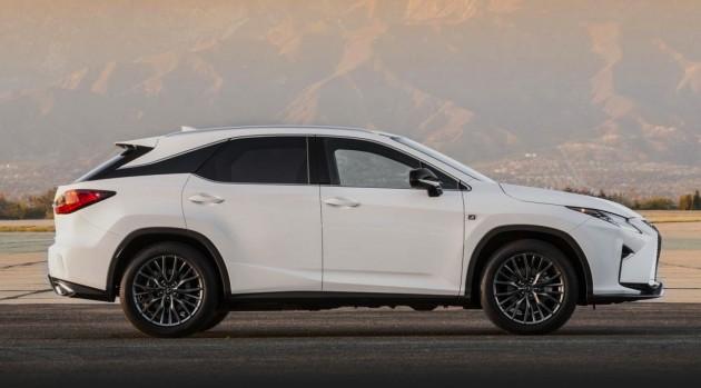 2016-Lexus-RX-F-Sport-side