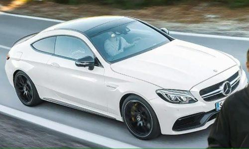 2016 Mercedes-AMG C 63 Coupe revealed during presentation