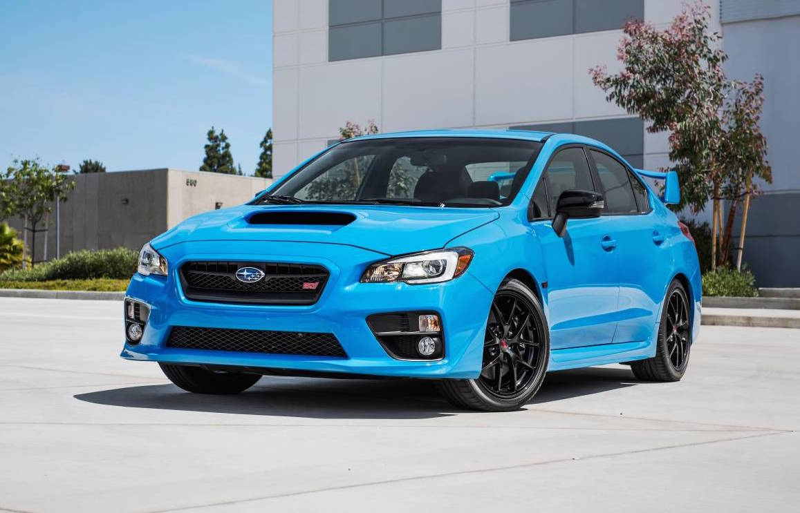 2020 Wrx Sti Hyperblue Performance