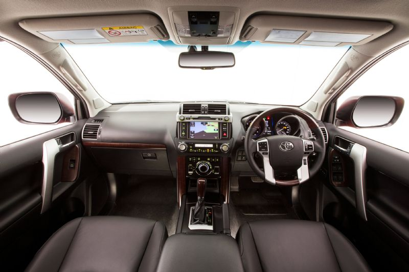 2016 Toyota Prado revealed, now on sale with new 2.8TD ...