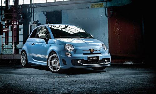 Europcar adds Abarth 500 to its fleet in the UK