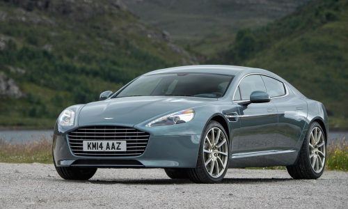 Aston Martin Rapide EV coming in two years, 600kW – report