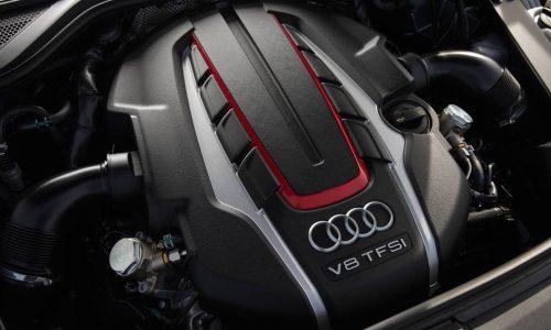 Audi & Porsche co-developing next V6, V8 engine family – report
