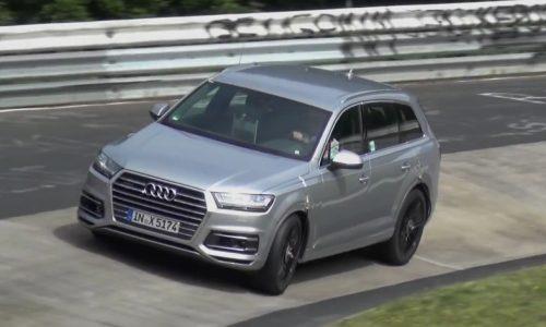 Audi SQ7 diesel specs confirmed via spec sheet?
