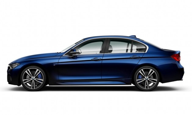 BMW 340i 40th anniversary