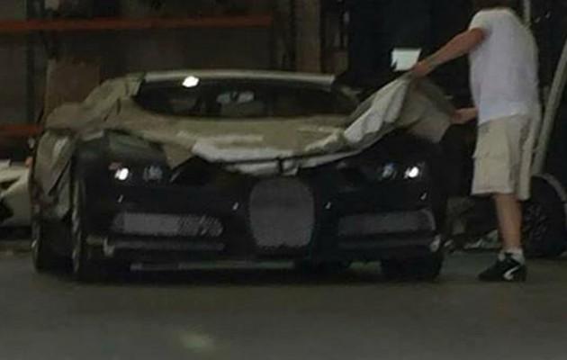Bugatti Chiron maybe