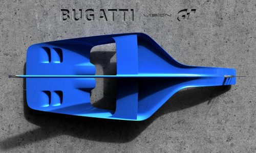Bugatti jumps on Vision Gran Turismo bandwagon