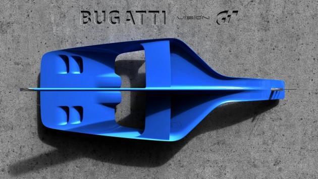 Bugatti Vision Gran Turismo-teaser