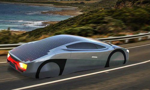Solar-powered production cars on the horizon in Australia