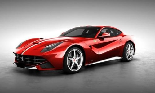 Ferrari Singapore creates one-off F12 to celebrate country's independence