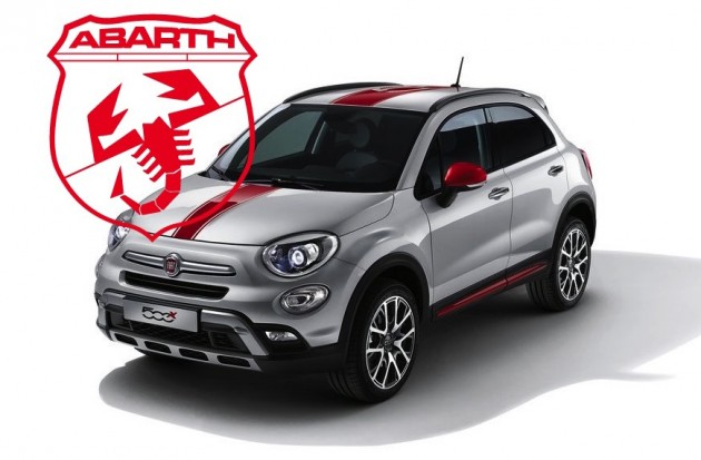 Abarth Fiat 500x To Be Quot Everything But A Family Version