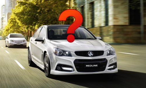 2018 Holden Commodore: everything there is to know so far