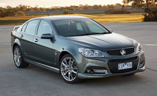 Top 10 cars 2020 Holden VF Commodore