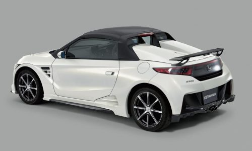 Honda S660 sold out for 2015 already, a hit with over 40s
