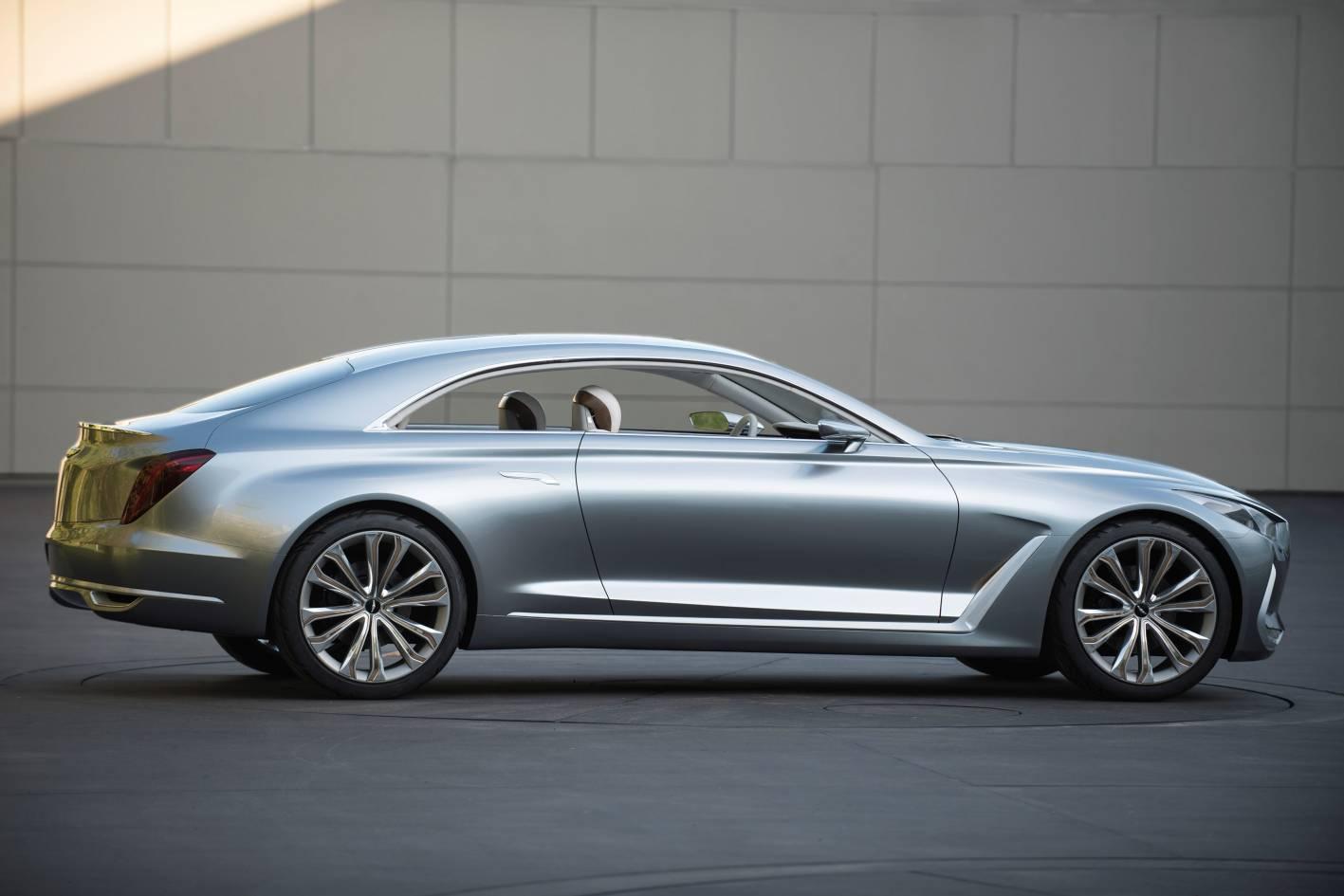 Car Museum Los Angeles >> Hyundai Vision G Concept Coupe unveiled | PerformanceDrive