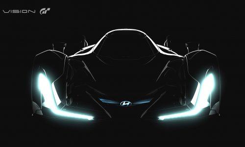 Hyundai Vision Gran Turismo concept to preview N sub-brand potential