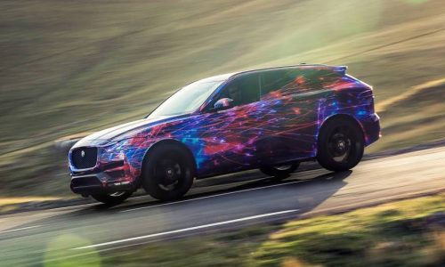 """Jaguar F-Pace promises """"unrivalled breadth of dynamic ability"""""""