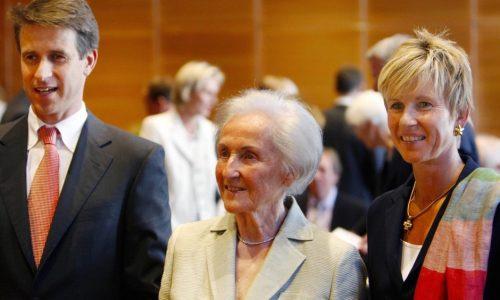 Widow of BMW saviour Johanna Quandt dies at 89