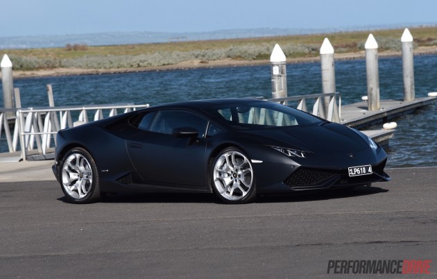 Lamborghini Huracan-PerformanceDrive